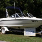 BAYLINER BOWRIDER 175 Sold by HCHS